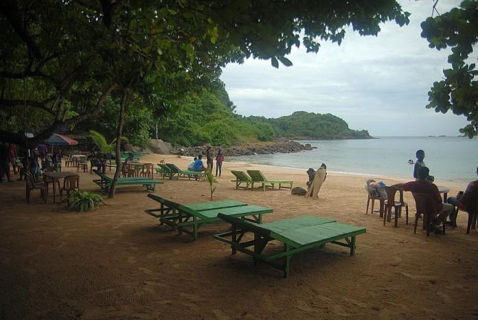 Jungle Beach na Srí Lance