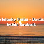 Levné letenky Praha – Boufarik na letiště Boufarik