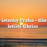 Levné letenky Praha – Ghriss na letiště Ghriss