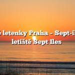 Levné letenky Praha – Sept-iles na letiště Sept Iles