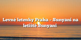 Levné letenky Praha – Sunyani na letiště Sunyani