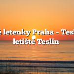Levné letenky Praha – Teslin na letiště Teslin