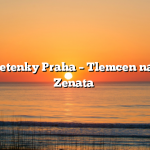 Levné letenky Praha – Tlemcen na letiště Zenata
