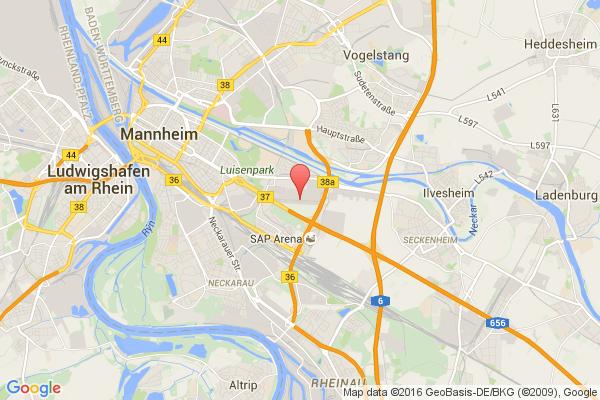 levné letenky Praha - Mannheim na letiště Mannheim City v Evropu