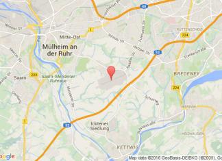 levné letenky Praha - Essen na letiště Essen Mulheim v Evropu
