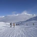 Francouzské horské oblasti jako skvělá místa pro lyžování