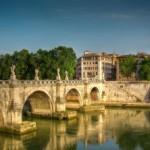 Letecky do Říma