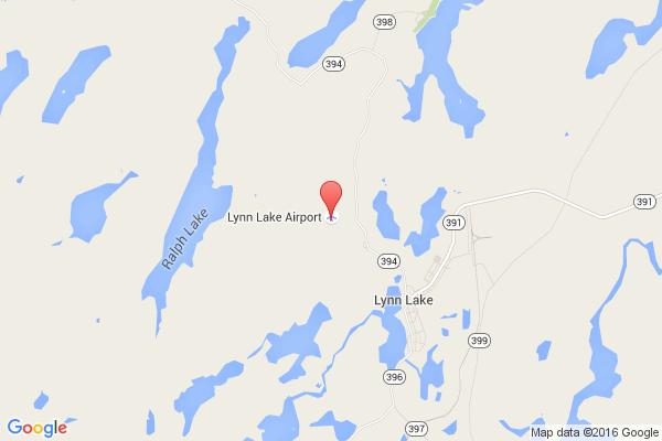 levné letenky Praha - Lynn Lake na letiště Lynn Lake v Severní Ameriku