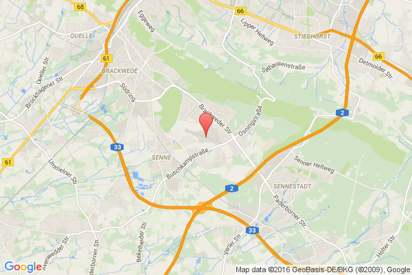 levné letenky Praha - Bielefeld na letiště Bielefeld v Evropu