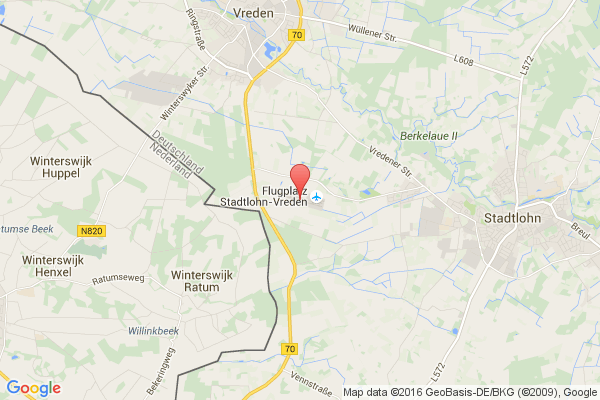 levné letenky Praha - Stadtlohn na letiště Stadtlohn Vreden v Evropu