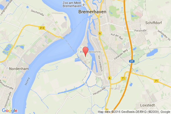 levné letenky Praha - Bremerhaven na letiště Bremerhaven v Evropu