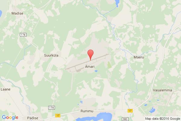 levné letenky Praha - Armari Air Force Base na letiště Amari v Evropu