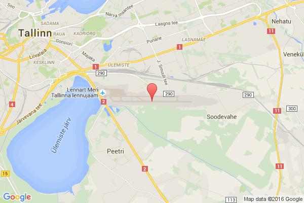 levné letenky Praha - Tallinn-ulemiste International na letiště Tallinn v Evropu