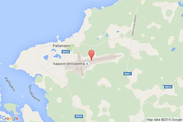 levné letenky Praha - Kajaani na letiště Kajaani v Evropu