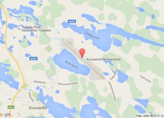 levné letenky Praha - Kuusamo na letiště Kuusamo v Evropu