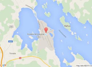 levné letenky Praha - Kuopio na letiště Kuopio v Evropu